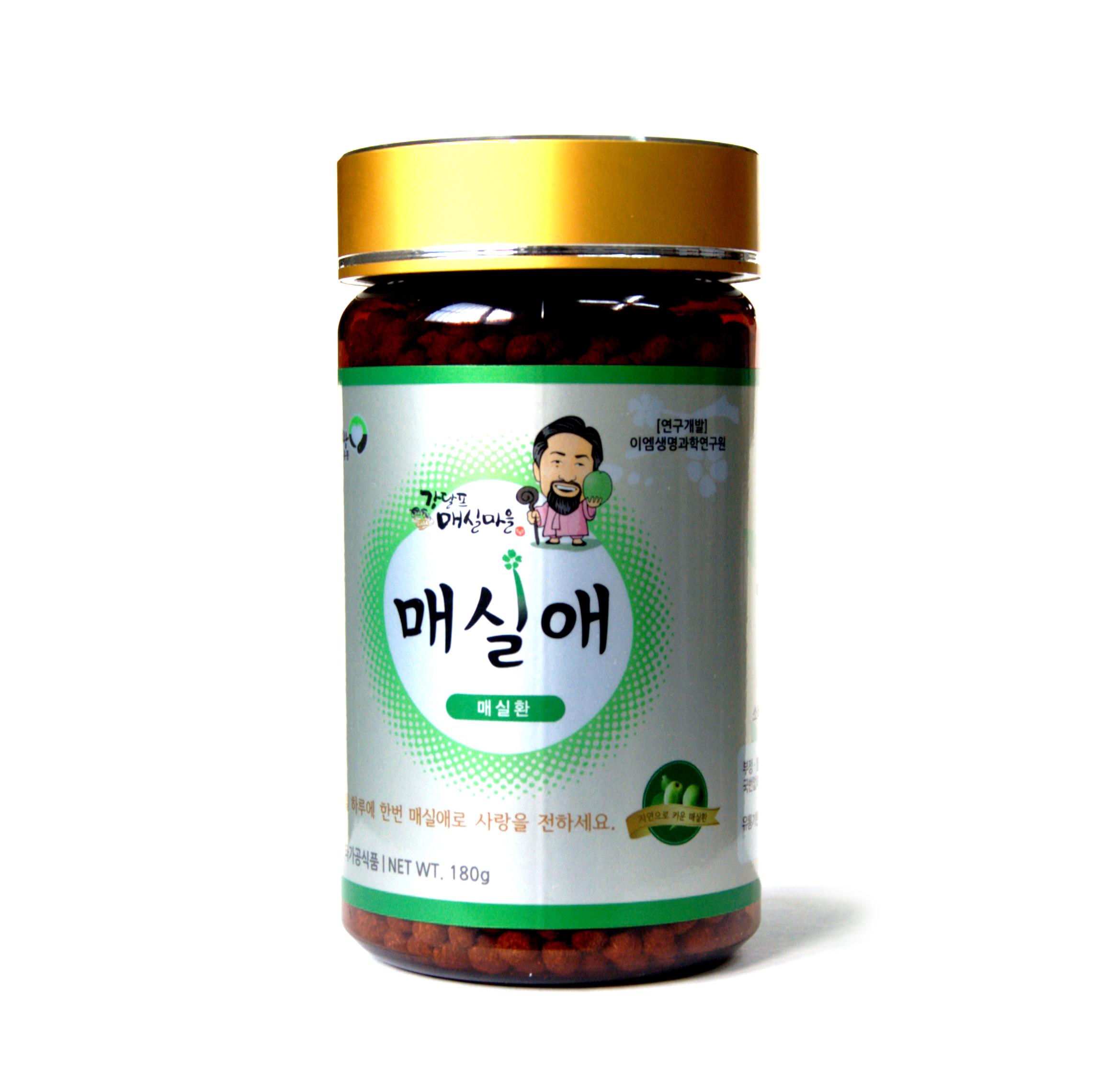[강달프 매실마을] 매실애(매실환)
